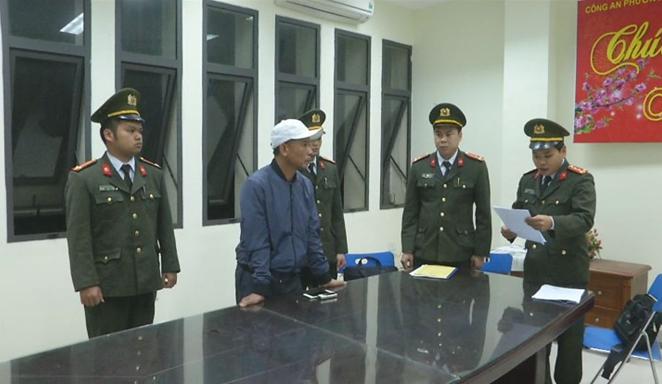 Khởi tố bị can và bắt tạm giam chủ kho phế liệu phát nổ tại xã Văn Môn, Yên Phong rạng sáng ngày 03/1