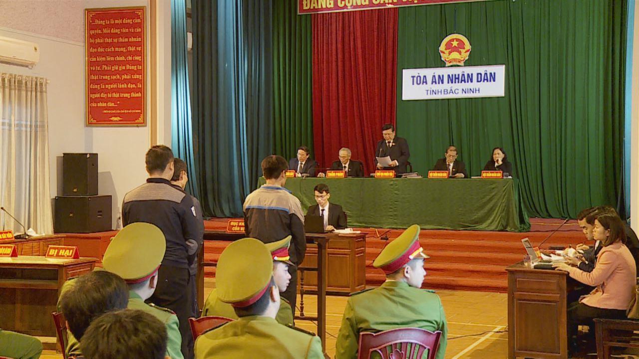 Tòa án nhân dân tỉnh xét xử phiên lưu động tại Thuận Thành