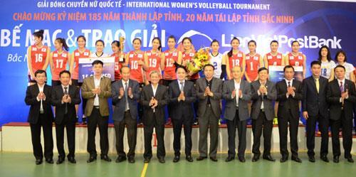 Thể thao Bắc Ninh 2017 qua các sự kiện, con số