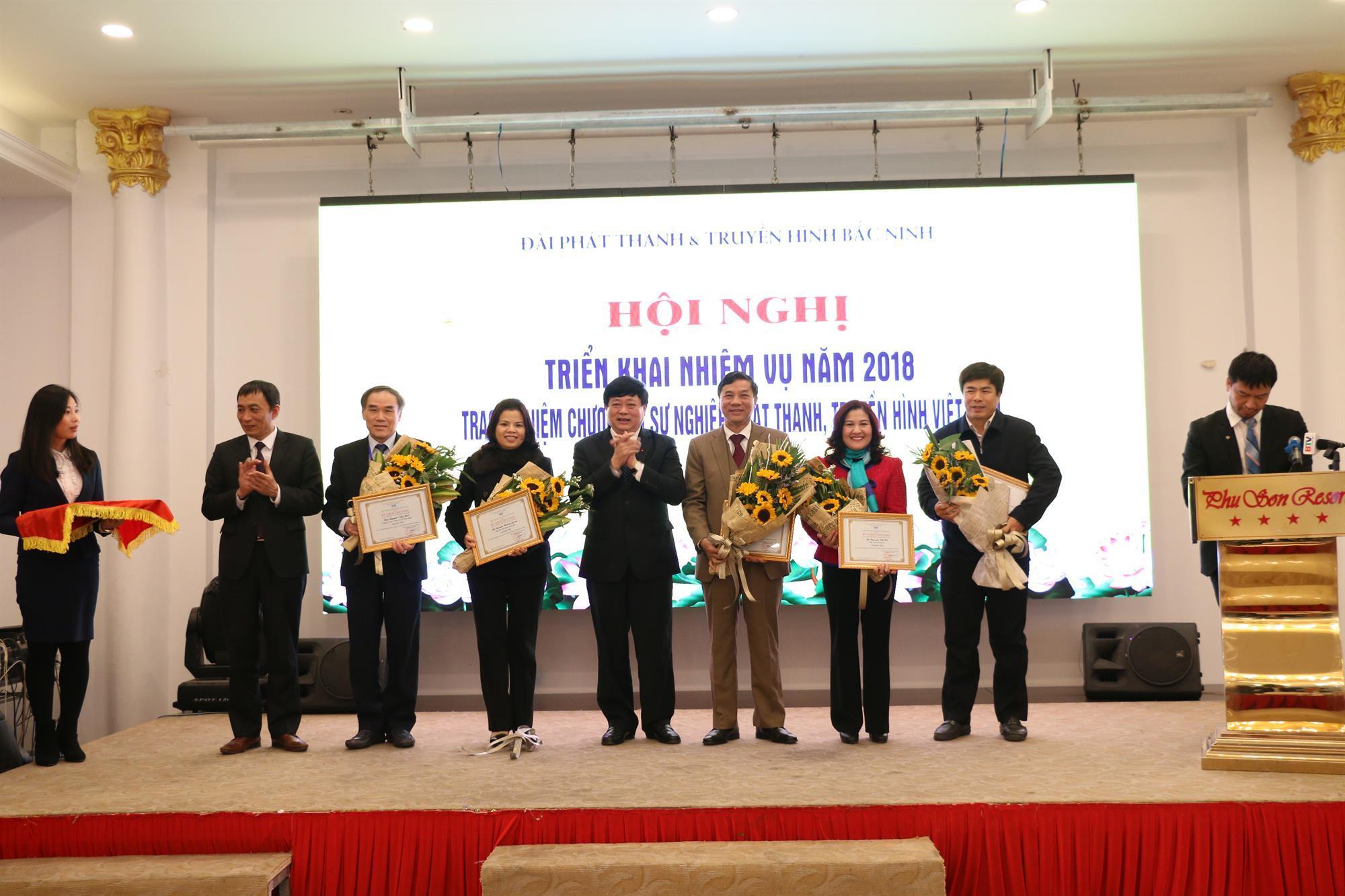 Đài PT&TH Bắc Ninh triển khai nhiệm vụ năm 2018