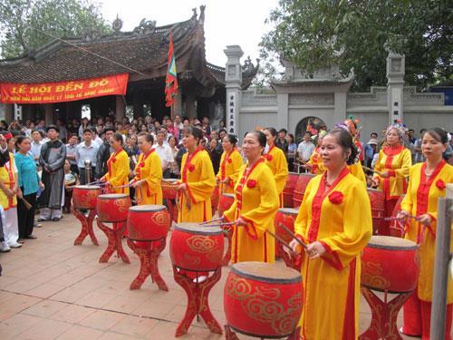 Bắc Ninh tăng cường công tác chỉ đạo, tổ chức và  quản lý lễ hội