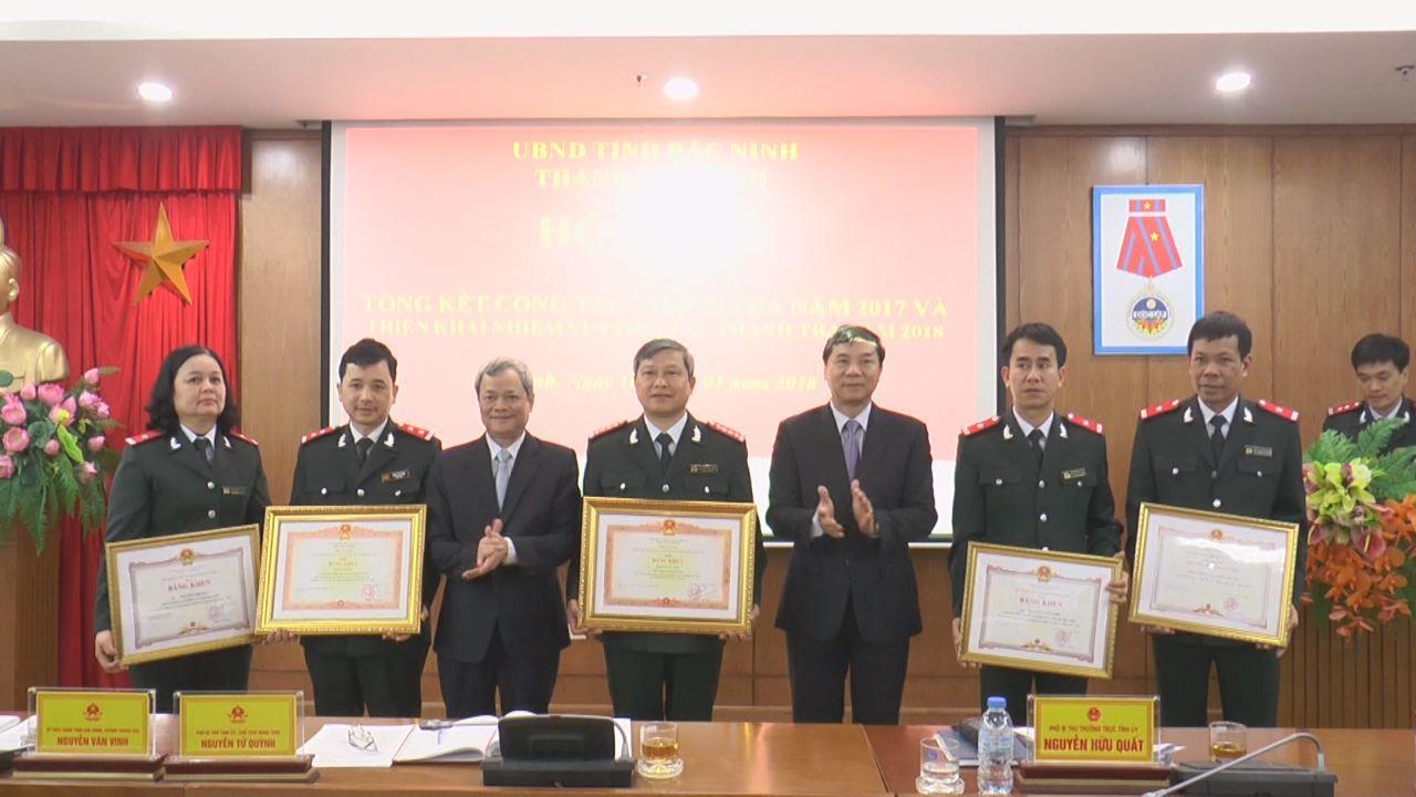 Thanh tra Chính phủ triển khai nhiệm vụ năm 2018