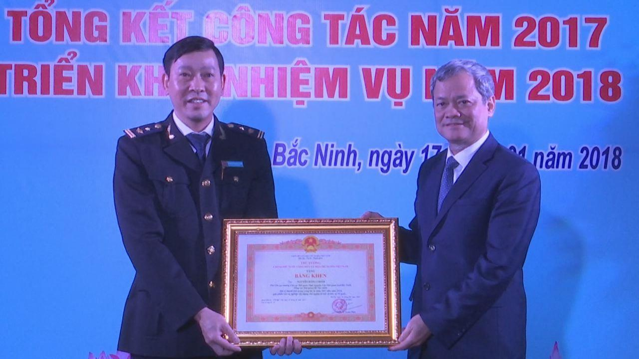 Cục Hải quan Bắc Ninh triển khai nhiệm vụ 2018