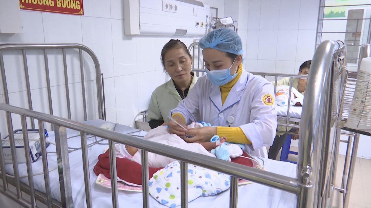 Phòng bệnh cho trẻ đầu mùa