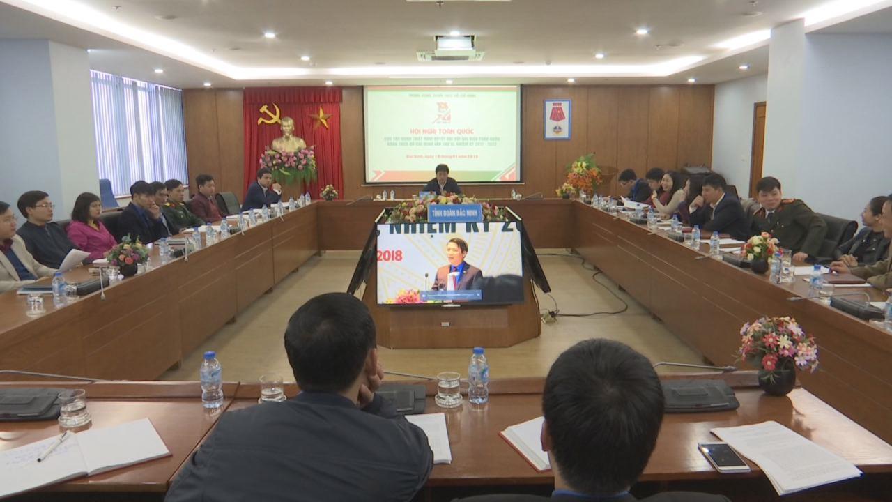 Trực tuyến học tập, quán triệt Nghị quyết Đại hội Đoàn toàn quốc lần thứ XI