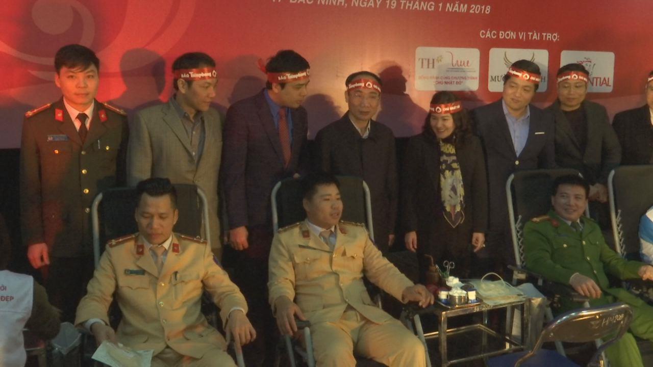 Ngày Chủ nhật đỏ lần thứ X tại Bắc Ninh