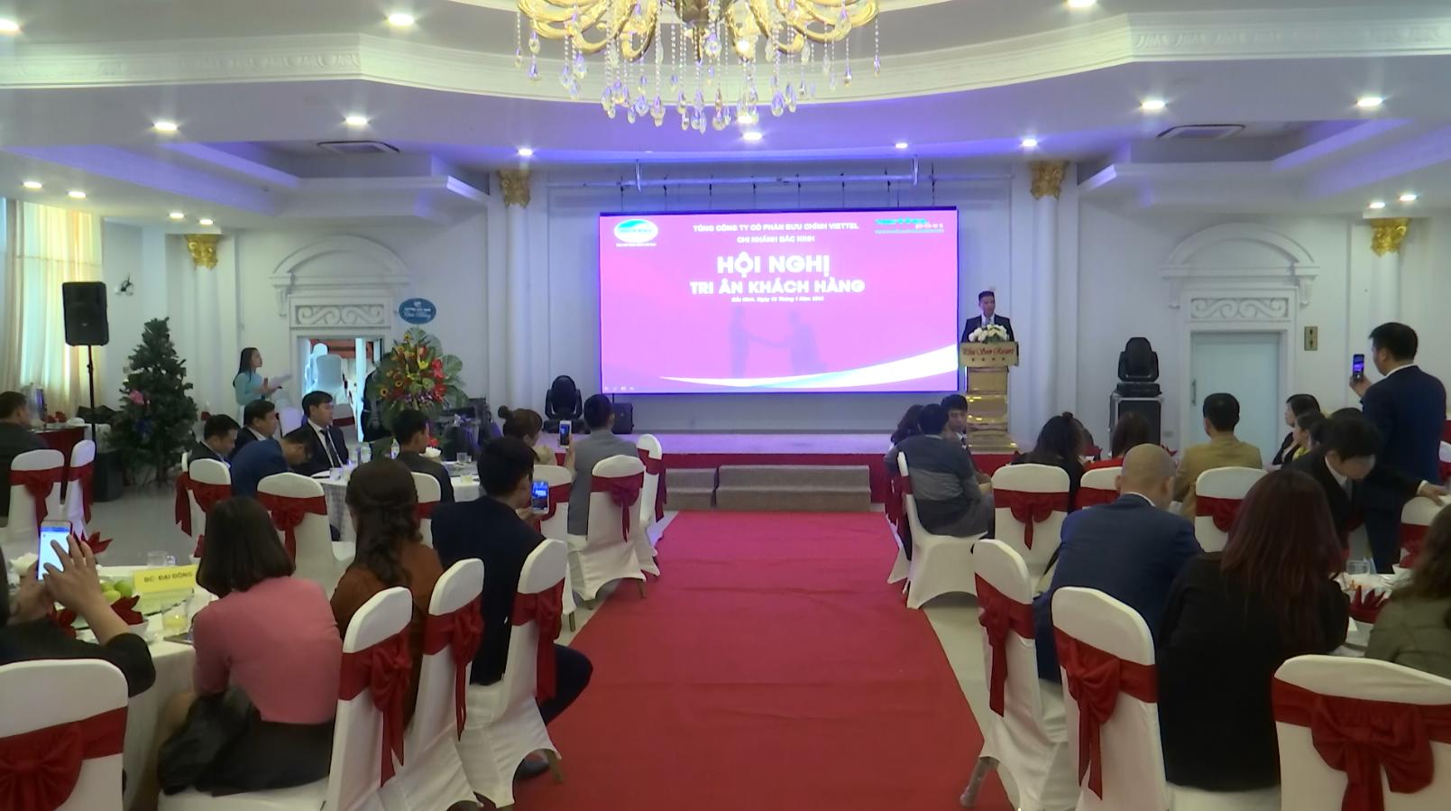 Tin Bưu chính Viettel tổ chức hội nghị khách hàng