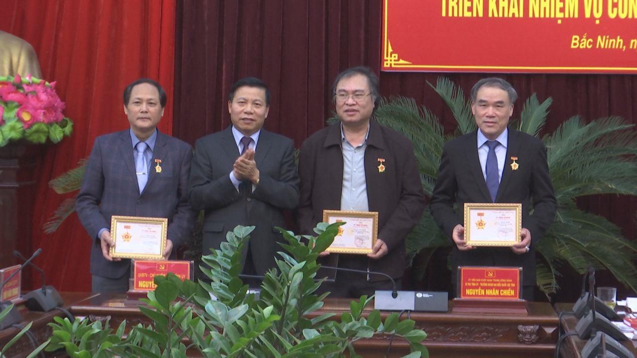 Tỉnh ủy Bắc Ninh triển khai nhiệm vụ kiểm tra, giám sát 2018