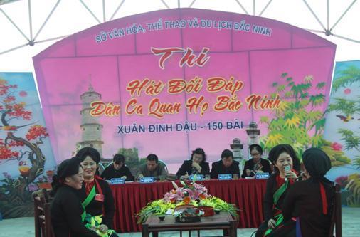 Bắc Ninh có 22 Nghệ nhân Nhân dân, Nghệ nhân Ưu tú cấp tỉnh  trong lĩnh vực di sản văn hóa phi vật thể lần 2 năm 2018