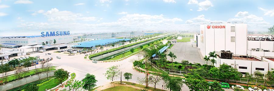 Triển khai dịch vụ công nhân tại Khu công nghiệp Yên Phong
