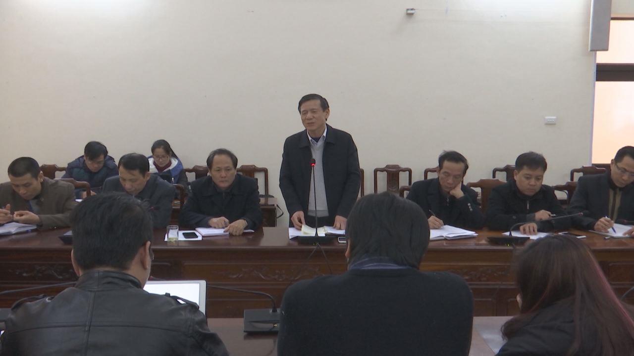 Đảm bảo hoàn thành Cung Quy hoạch kiến trúc Bắc Ninh trước 15/3/2018