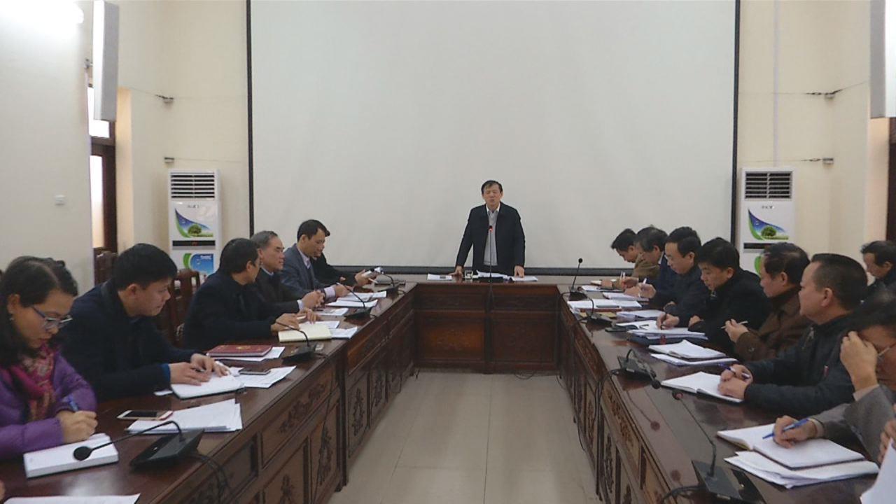 UBND tỉnh đánh giá kết quả giải quyết tình trạng ô nhiễm môi trường tại phường Khắc Niệm và việc vận hành Nhà máy xử lý nước thải Phong Khê