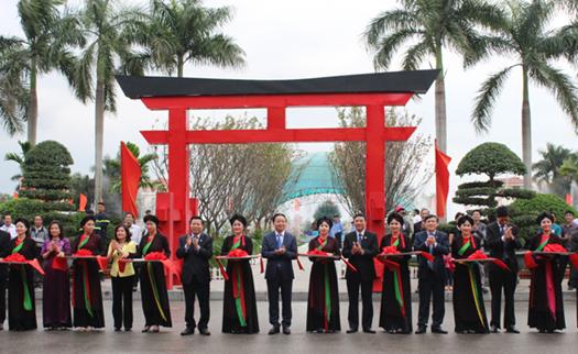 200 cây hoa Anh Đào sẽ được trồng tại thành phố Bắc Ninh và thị xã Từ Sơn