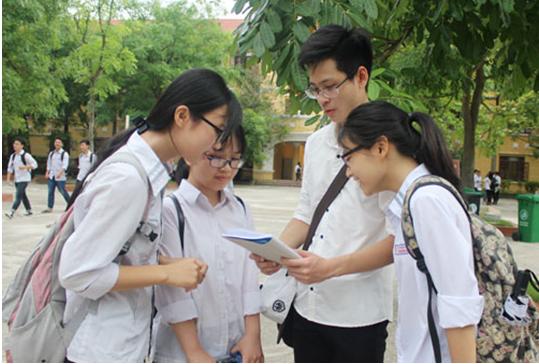 Bắc Ninh: 58,5% thí sinh chọn tổ hợp khoa học xã hội  tại Kỳ thi THPT Quốc gia năm 2018