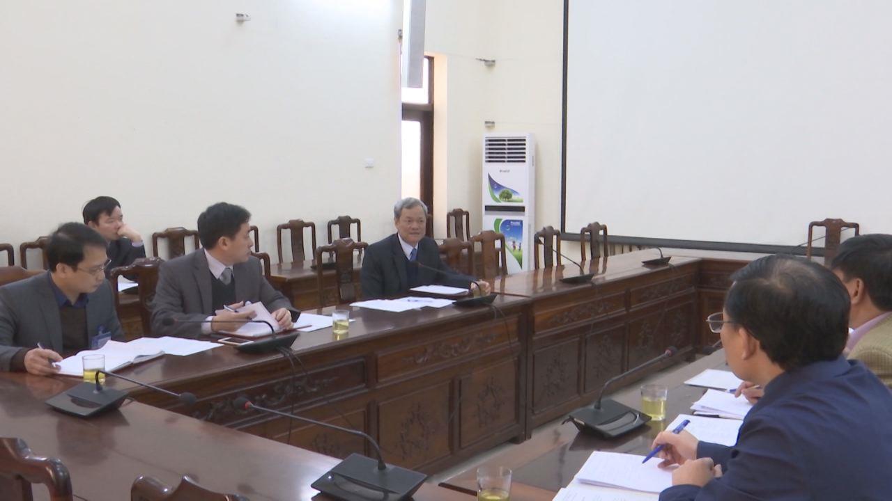 Chủ tịch UBND tỉnh làm việc với Phó Chủ tịch Trung ương Hội Nông dân Việt Nam