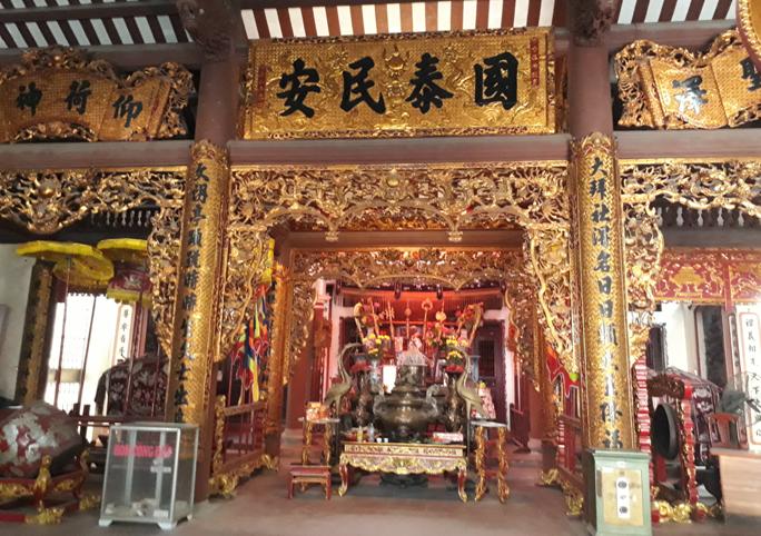 Đình Đại Bái: Truyền thuyết Lăng mộ tổ nghề gò đồng Nguyễn Công Truyền