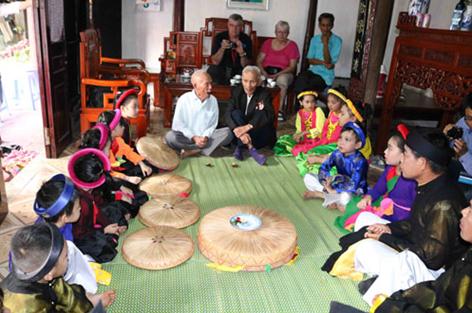 Bắc Ninh phong tặng 47 nghệ nhân lĩnh vực Di sản văn hóa phi vật thể