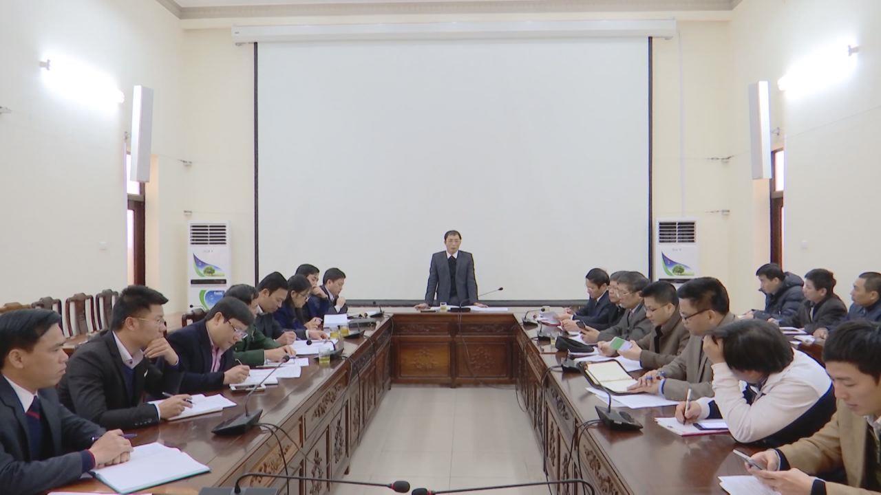 UBND tỉnh đánh giá tiến độ thực hiện dự án xây mới chùa Dạm