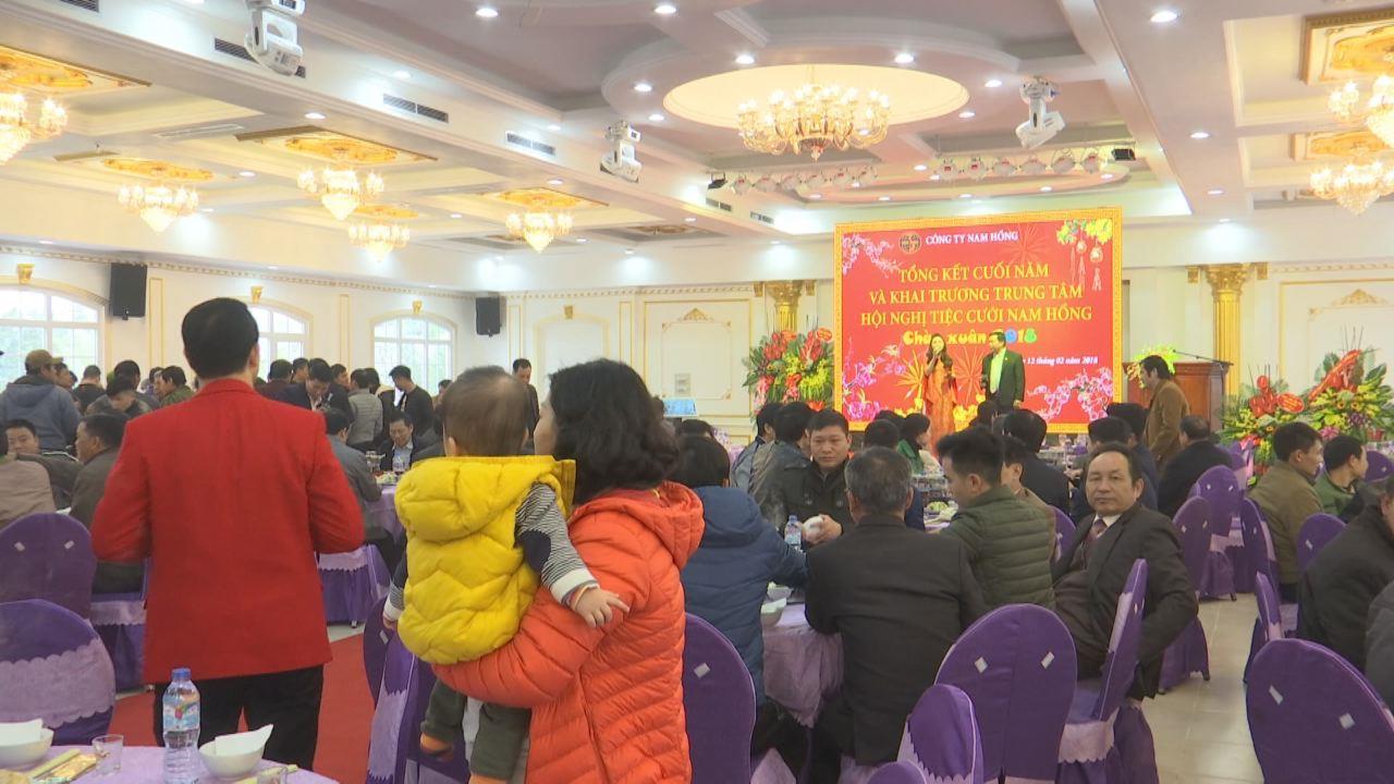 Công ty Nam Hồng thị xã Từ Sơn triển khai nhiệm vụ 2018