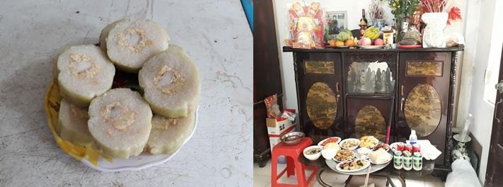 Bánh chưng xanh: Đậm đà hương vị Tết cổ truyền
