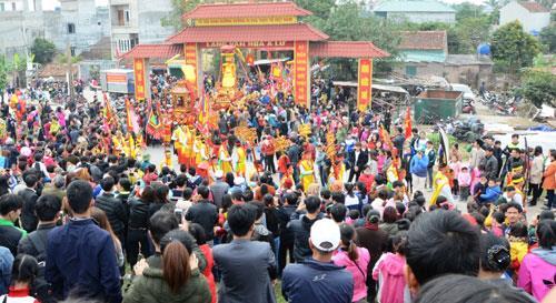 Lễ hội vùng quê Bắc Ninh – Kinh Bắc