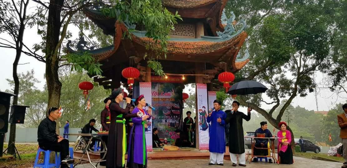 Hội Lim 2018: Nét văn hóa đặc sắc xứ Bắc Ninh - Kinh Bắc