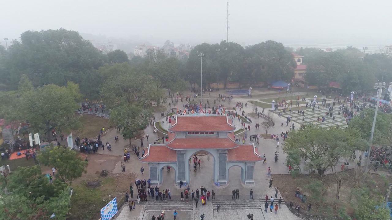 Hội Lim ngày khai hội