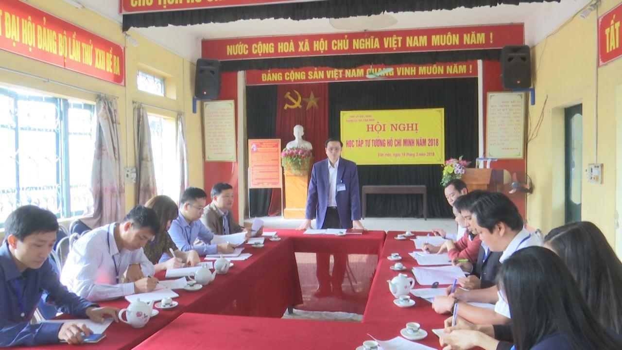Ban Kinh tế - Ngân sách HĐND tỉnh khảo sát tại Yên Phong