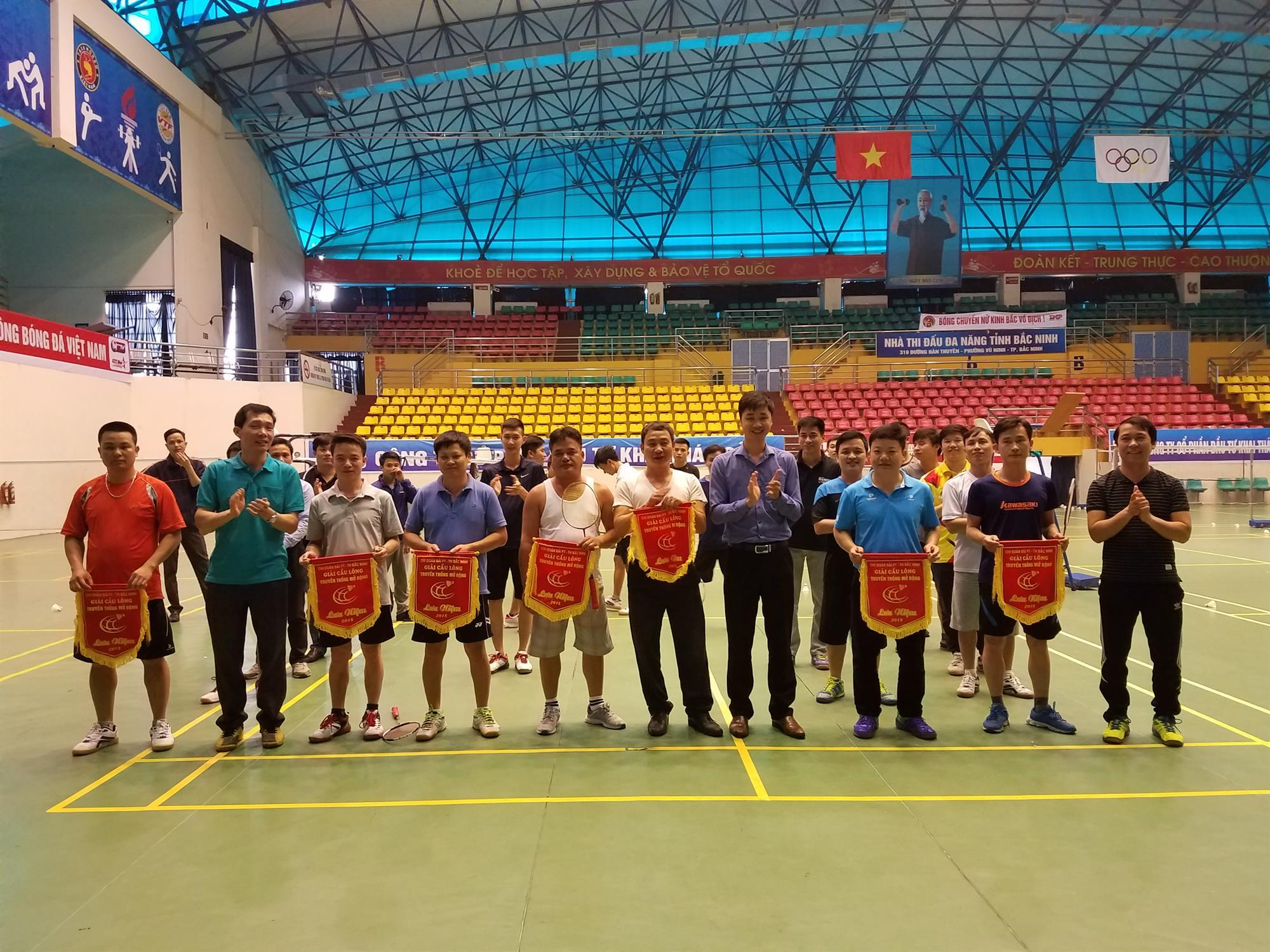 Giải cầu lông truyền thống Đài Phát thanh và Truyền hình Bắc Ninh