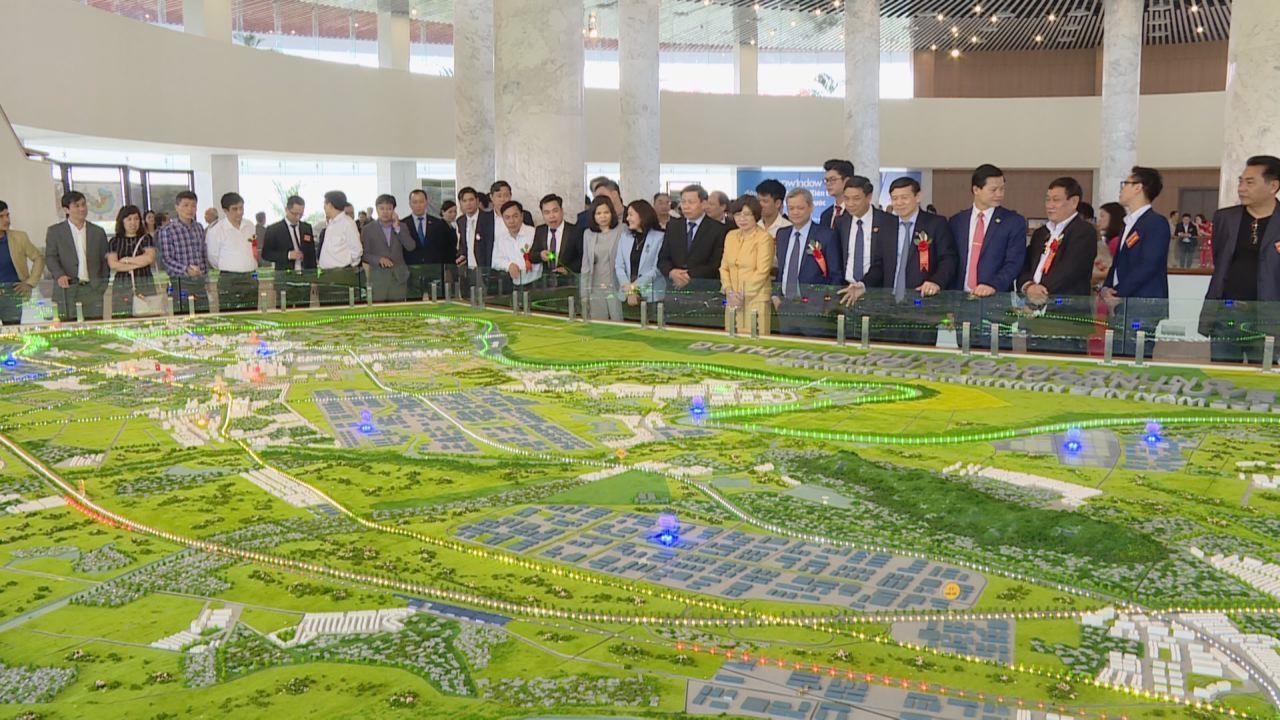 Khai mạc triển lãm Quy hoạch kiến trúc Bắc Ninh