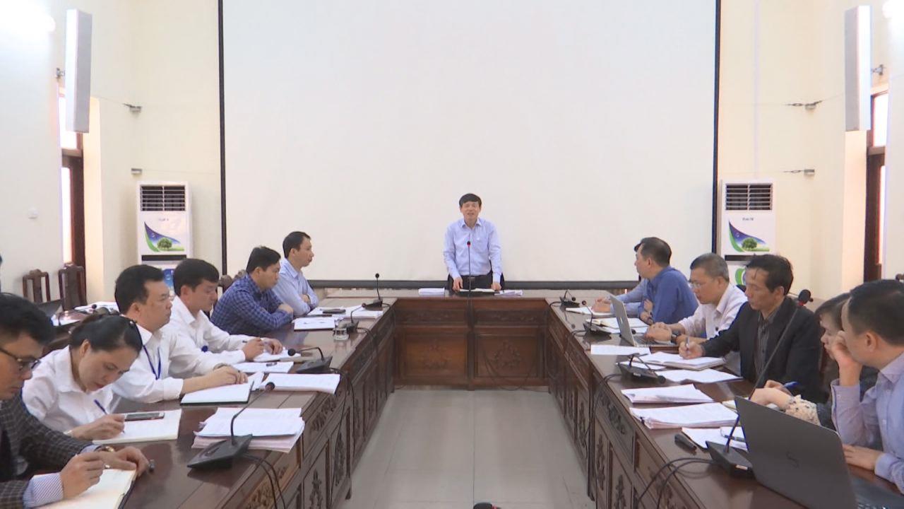 UBND tỉnh xem xét đề xuất đầu tư xây dựng hệ thống xử lý nước thải các đô thị trên địa bàn tỉnh theo hình thức PPP
