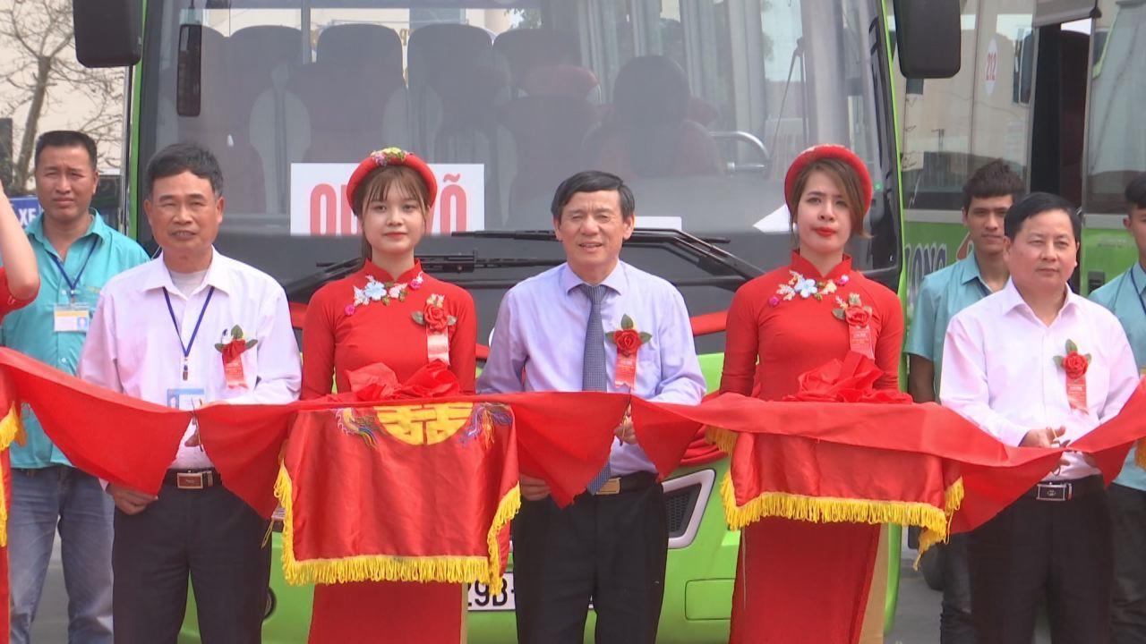 Khai trương tuyến xe buýt kế cận số 212, Bến xe buýt Mỹ Đình-Bến xe Quế Võ