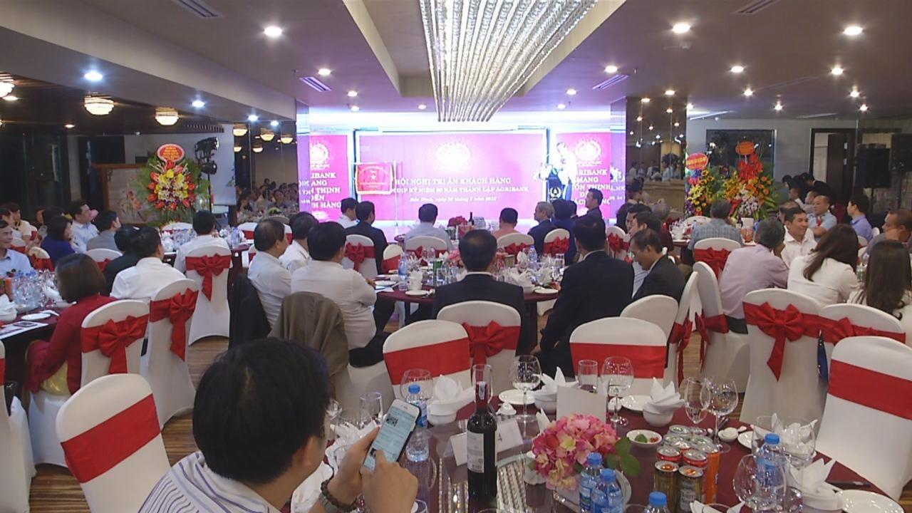 Agribank Bắc Ninh tri ân khách hàng