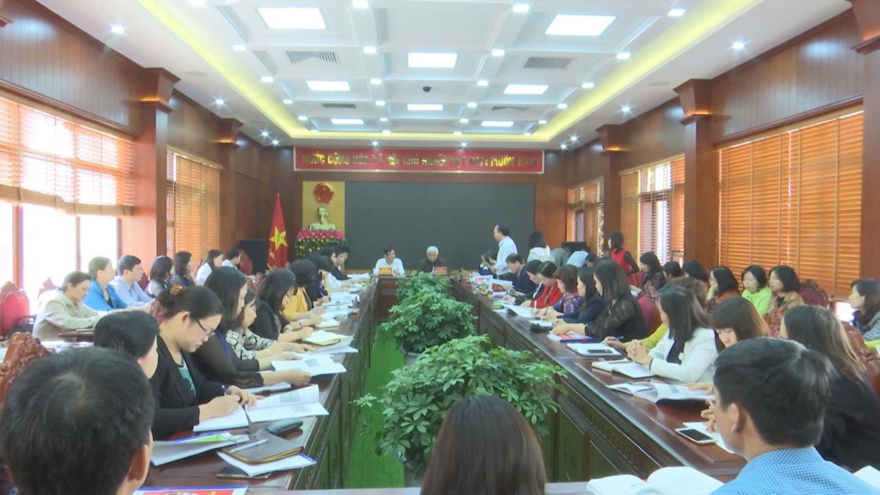 Hội nghị đóng góp ý kiến lần 3 vào Tập bài giảng Lịch sử thành phố Bắc Ninh