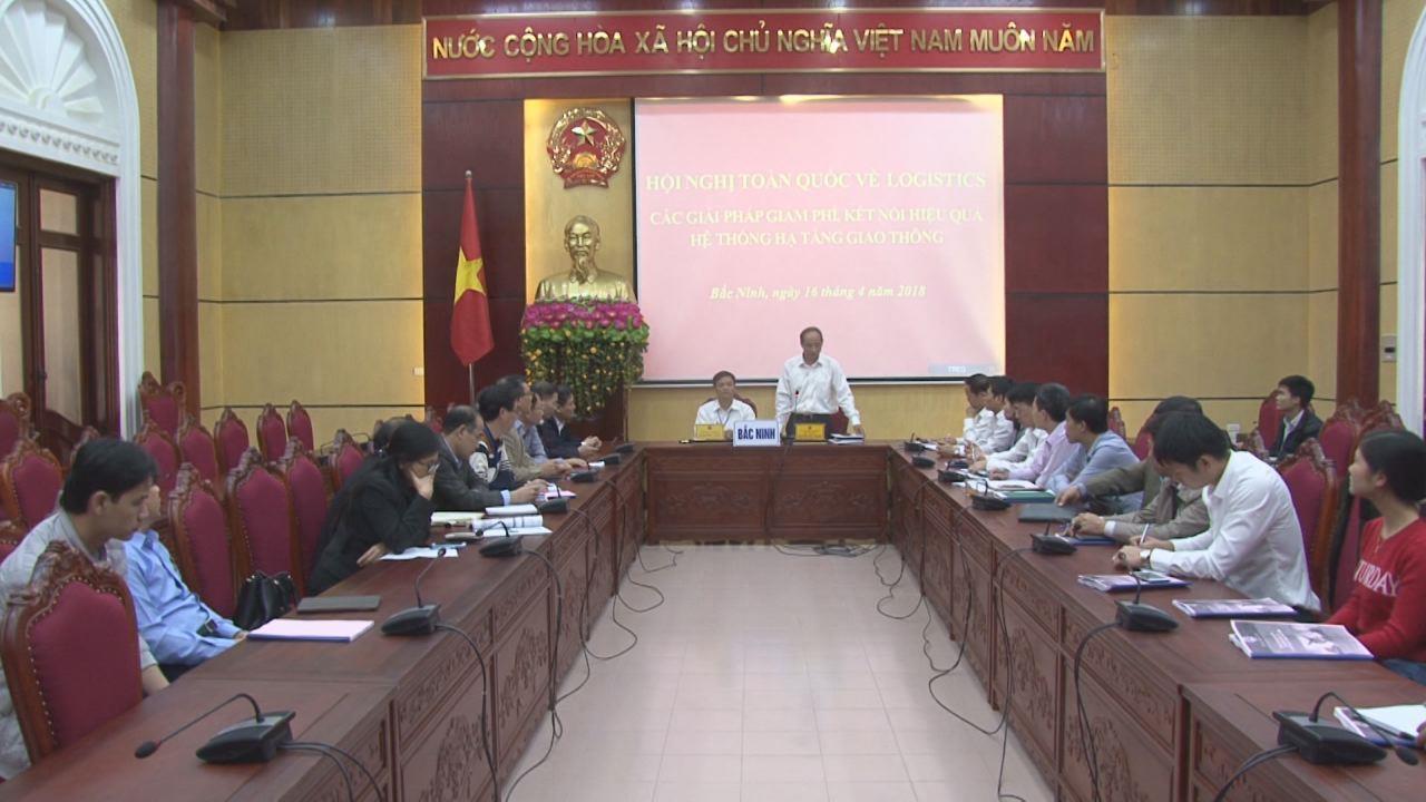 Hội nghị trực tuyến toàn quốc về Logistics