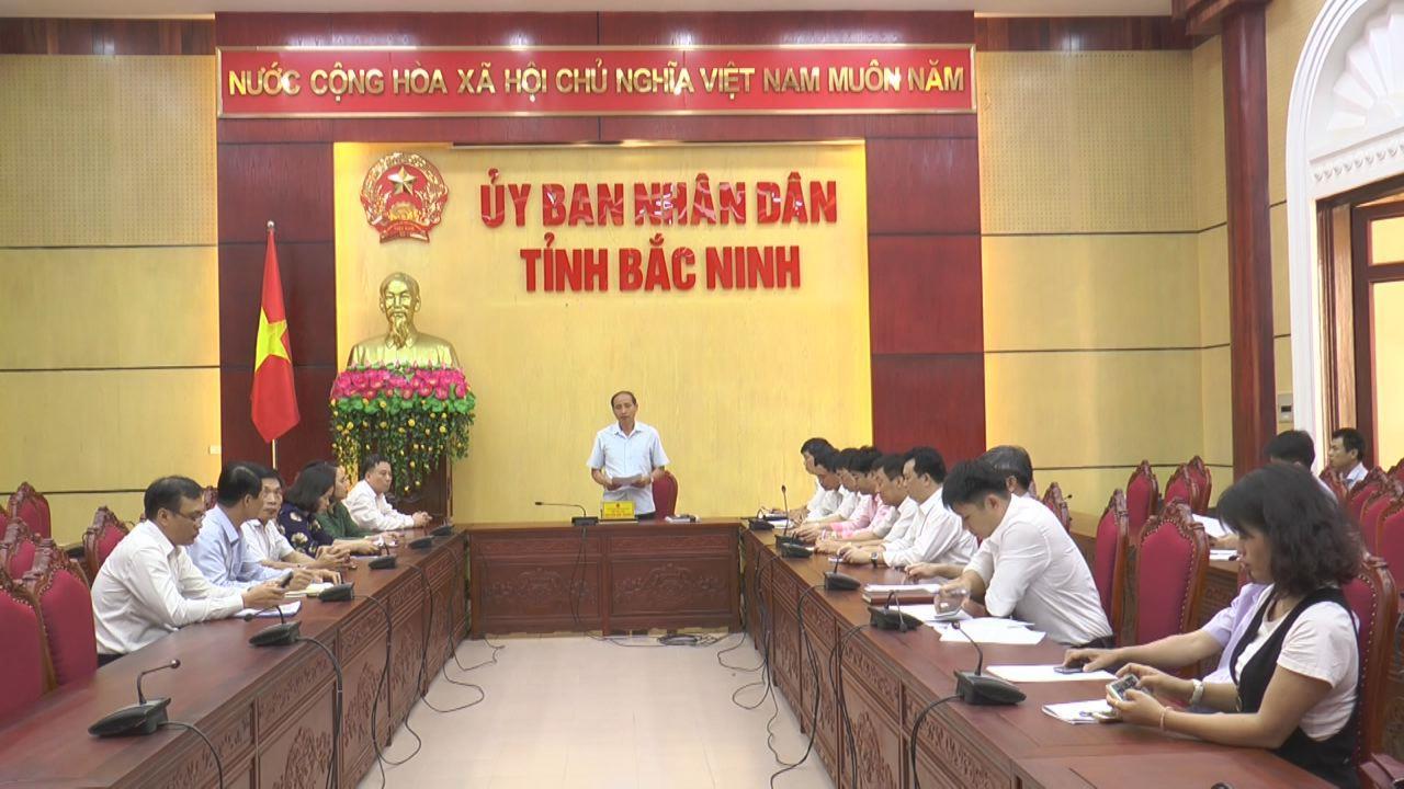 Hội nghị trực tuyến về giải pháp tổng thể thúc đẩy xuất khẩu