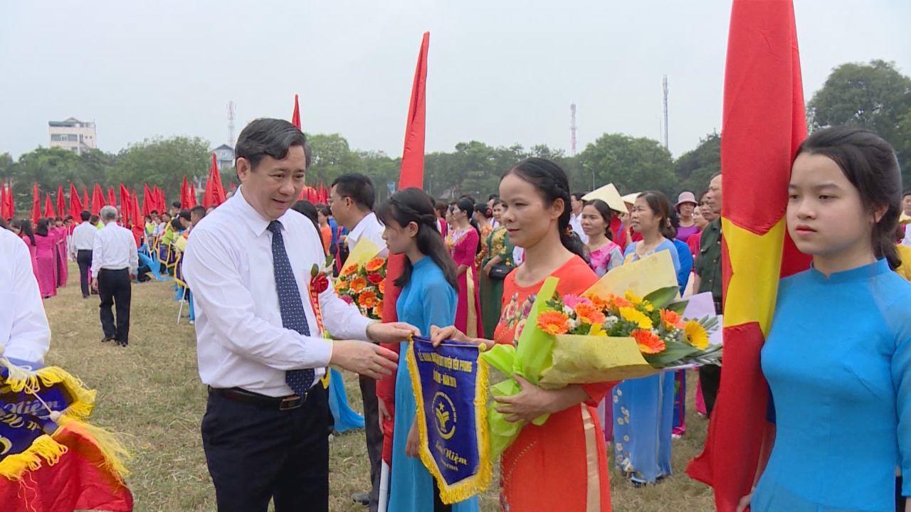 Đại hội Thể dục thể thao huyện Yên Phong lần thứ VIII/2018