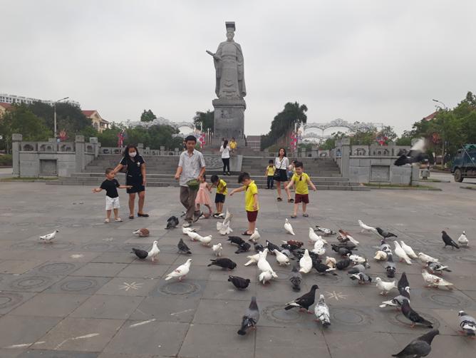 Không gian yên bình giữa lòng thành phố Bắc Ninh
