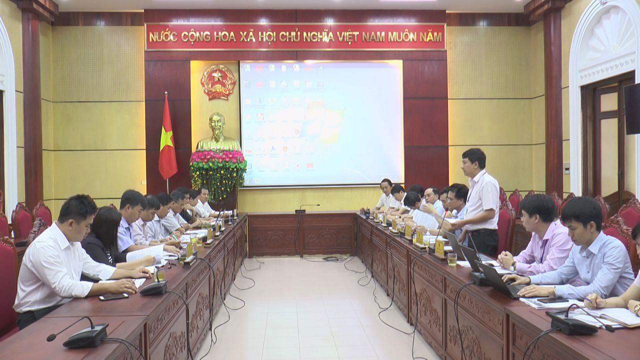 Tỉnh Tây Ninh làm việc tại Bắc Ninh về xây dựng thành phố thông minh
