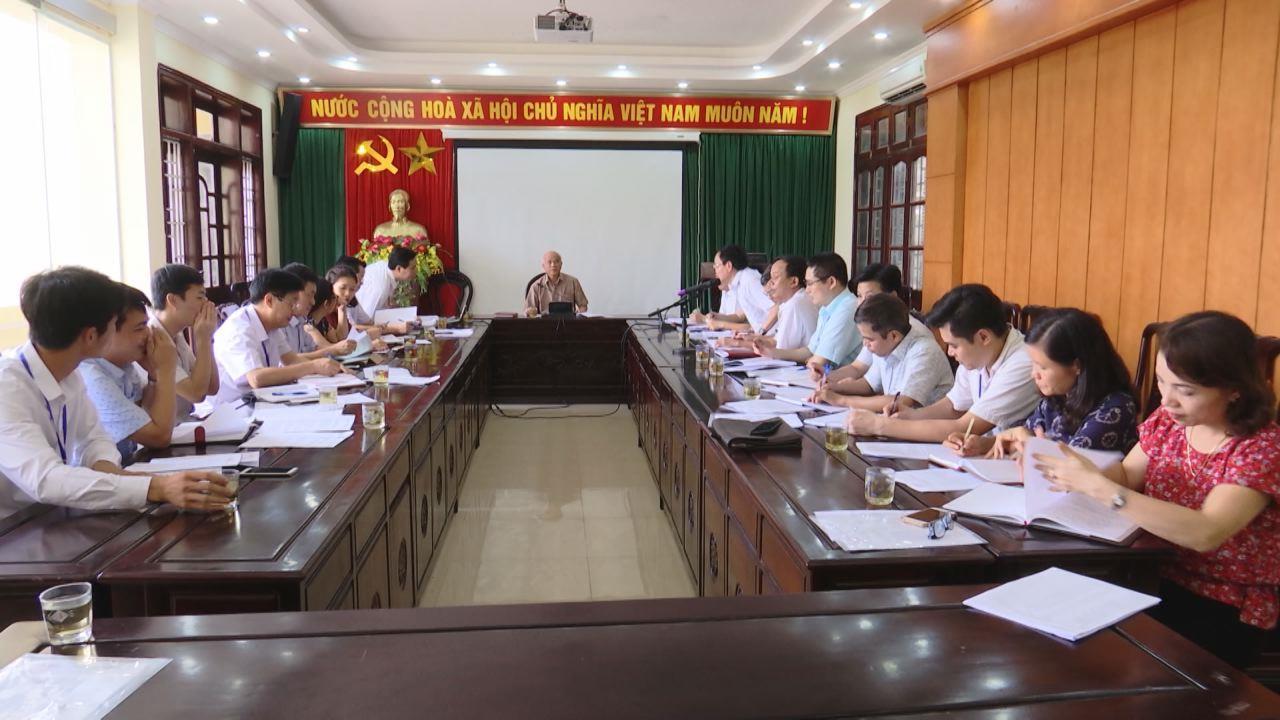 Thường trực HĐND tỉnh giám sát tại Thuận Thành