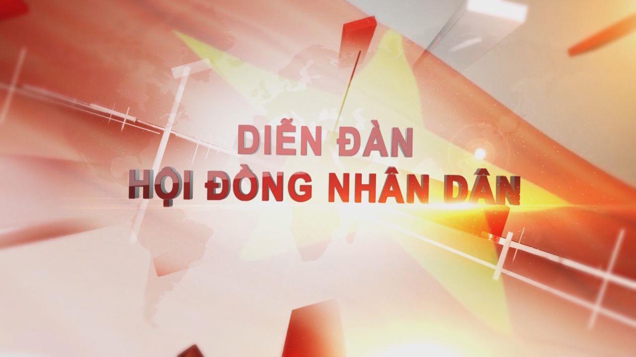Diễn đàn HĐND: Thực hiện NQ của HĐND về chương trình xây dựng NTM