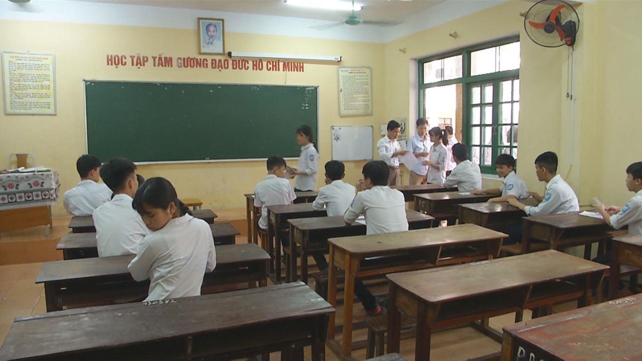Bắc Ninh: 53 thí sinh bỏ thi kỳ thi tuyển sinh vào lớp 10 THPT công lập
