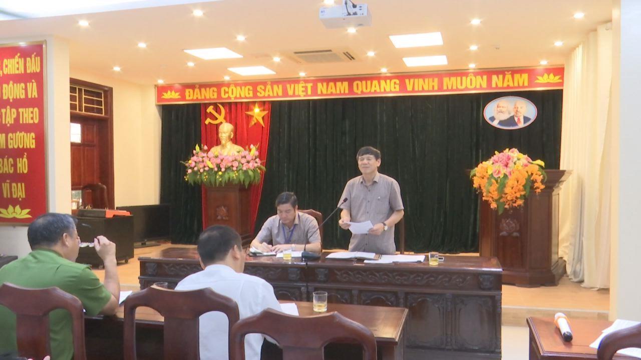 Triển khai nhiệm vụ đánh giá kết quả giữa nhiệm kỳ  Đại hội Đảng bộ tỉnh lần thứ XIX