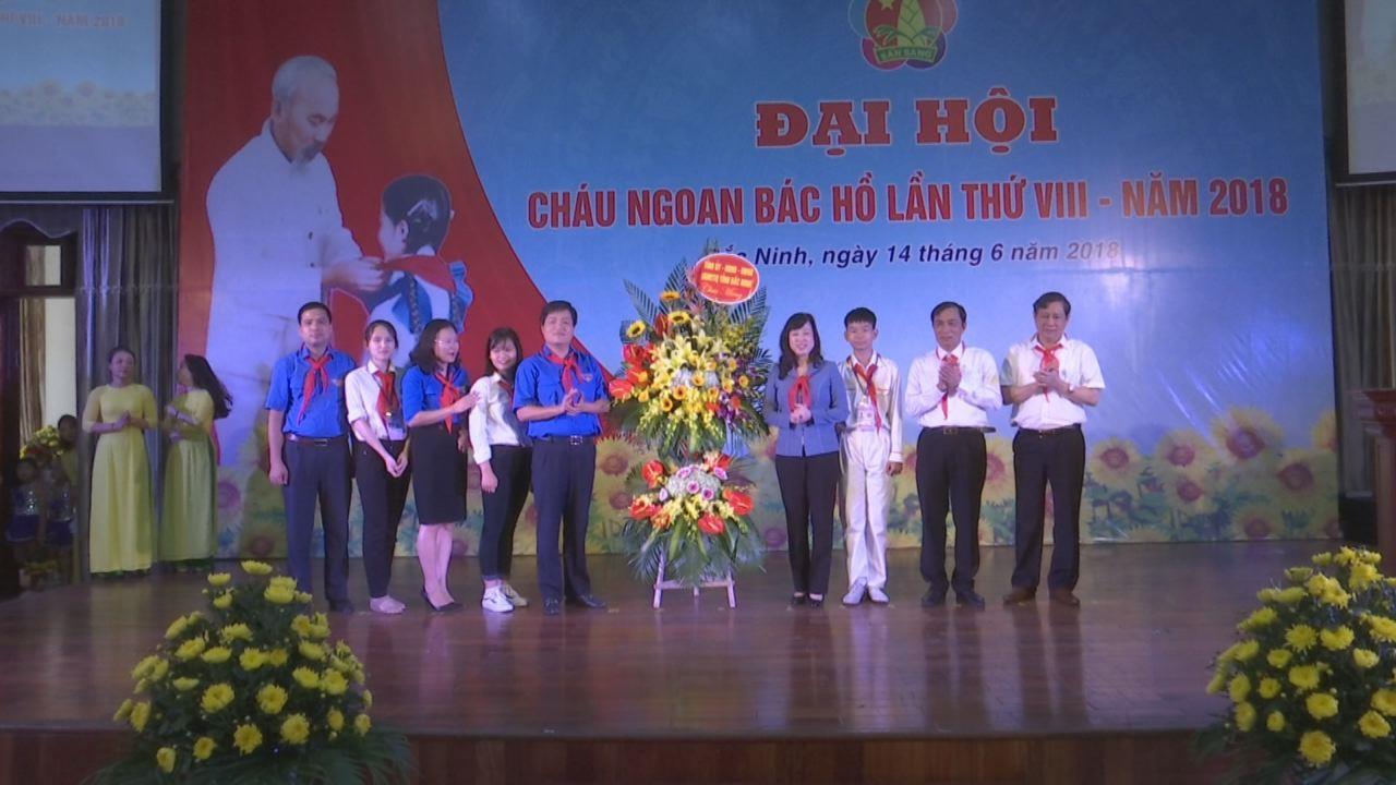 Đại hội Cháu ngoan Bác Hồ tỉnh Bắc Ninh lần thứ VIII năm 2018