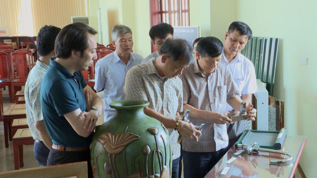 Bắc Ninh bình chọn 15 sản phẩm công nghiệp nông thôn tiêu biểu cấp tỉnh