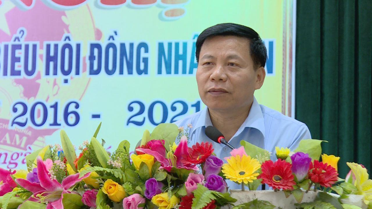Các Tổ đại biểu HĐND tỉnh, lãnh đạo tỉnh tiếp xúc cử tri các địa phương