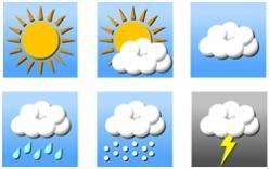 Bản tin dự báo thời tiết Đêm 29 ngày 30 tháng 06 năm 2018