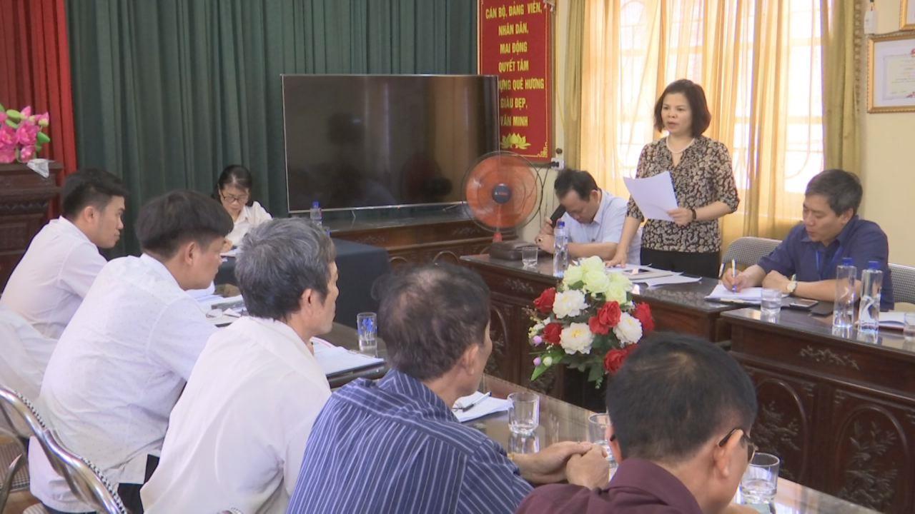 Chủ tịch HĐND tỉnh dự sinh hoạt chi bộ cơ sở tại thị xã Từ Sơn