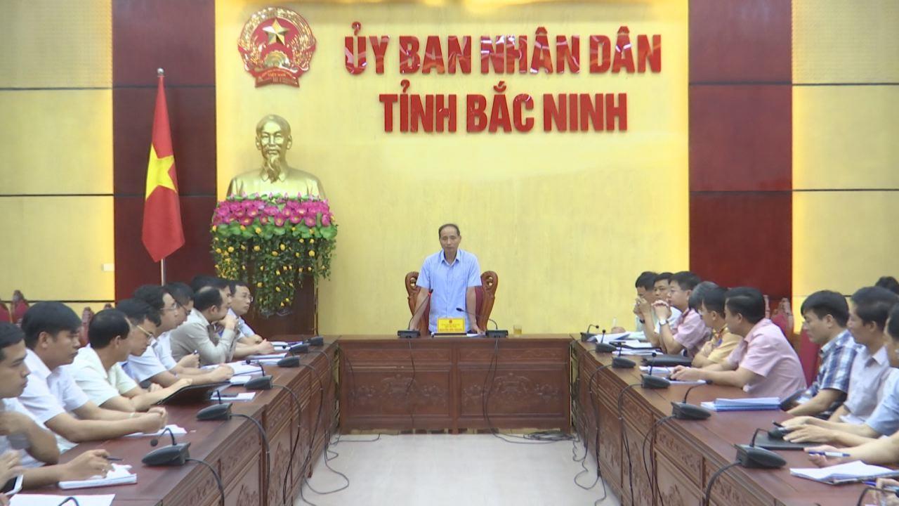 Ủy ban ATGT Quốc gia hội nghị trực tuyến