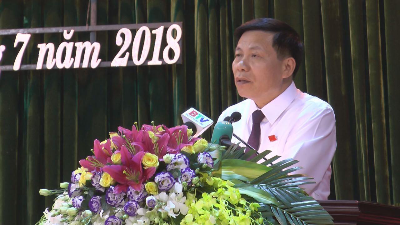 Lãnh đạo tỉnh dự khai mạc kỳ họp HĐND một số huyện, thị xã, thành phố